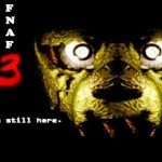 Игра Five nights at Freddys 3