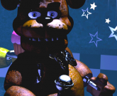 Игра Five nights at Freddy's