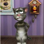 Игра Говорящий кот Том на андроид
