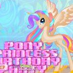 Игра Чудесные пони принцессы