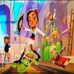 Игра Сабвей Серф для девочек