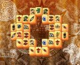 Игра Маджонг в древнем городе