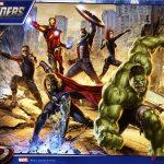 Игра Мстители: Халк и Железный человек