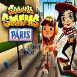 Игра Сабвей серф Париж