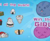 Игра Суши кот 1
