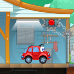 Игра Для детей машинки