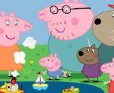 Игра Для девочек свинка Пеппа