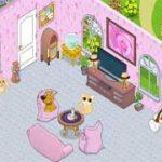 Игра Для девочек переделки дома