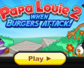 Игра Папа Луи 2