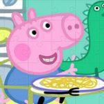 Игра Раскраска свинка Пеппа