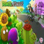 Игра Растения против Зомби Дилерон и Миникотик
