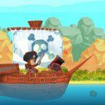 Игра Скачиваемые пираты