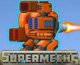Игра Super mechs