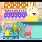 Игра Свинка Пеппа в магазине