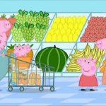 Игра Свинка Пеппа в супермаркете