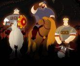 Игра Три богатыря и Морской царь