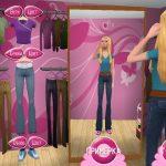 Игра Магазин одежды для Барби