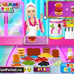 Игра Барби и фея Марипоса