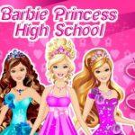 Игра Барби одевается на бал