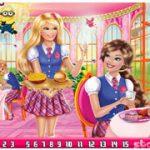 Игра Барби на танцах