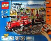 Игра Поезда из Лего сити