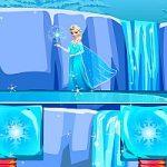 Игра Холодное сердце: бродилки с Эльзой