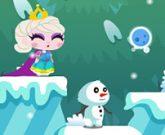 Игра Холодное сердце: милые пони