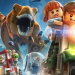 Игра Lego Jurassic world