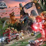 Игра Лего мир Юрского периода