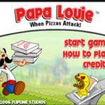 Игра Папа Луи 3