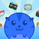 Игра Суши кот