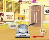 Игра Кулинария Сары