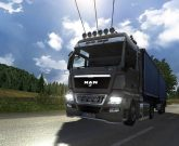 Игра Euro Truck Simulator