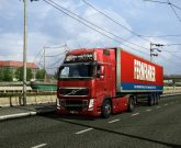 Игра Euro Truck Simulator 2