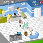 Игра Больница рожать