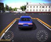 Игра ПДД вождение