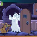Игра  Скуби Ду замок