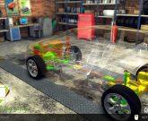 Игра 3Д ралли на старых машинах