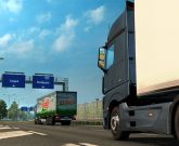 Игра Euro Truck Simulator 1