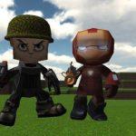 Игра Кубезумие война зомби