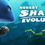 Игра Акула есть людей и рыб