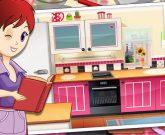 Игра Для девочек готовить еду