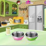 Игра Кухня Сары новая
