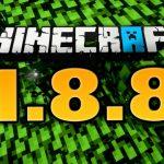Игра Майнкрафт 1.8.8