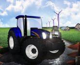 Игра Для мальчиков тракторы