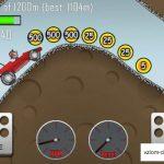 Игра Взломанный Hill Climb Racing