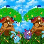 Игра Найдите отличия на двух картинках