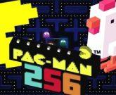 Игра Рac Мan 256