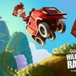 Игра Hill Climb Racing на Aндроид