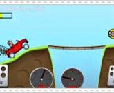 Игра  Hill Climb Racing моды